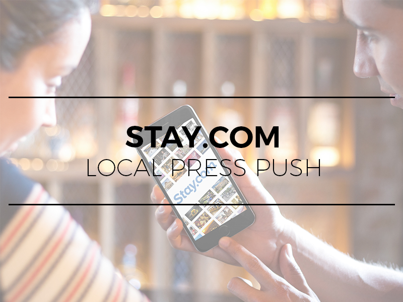 Stay.com – Local Press Push